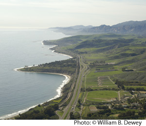 Gaviota Coast - photo: William B. Dewey
